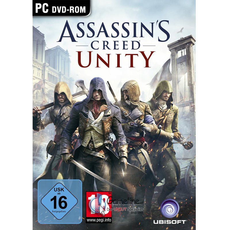 Assassins Creed Unity [PC]