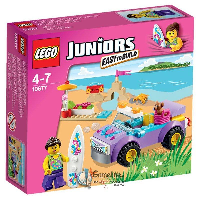10677 Juniors: Strandausflug