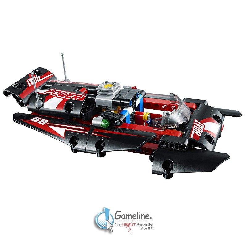 Lego 42089 Technic Rennboot 2in1 1490 Grösster Lego Sh