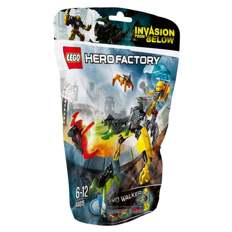 44015 Hero Factory: EVO WALKER