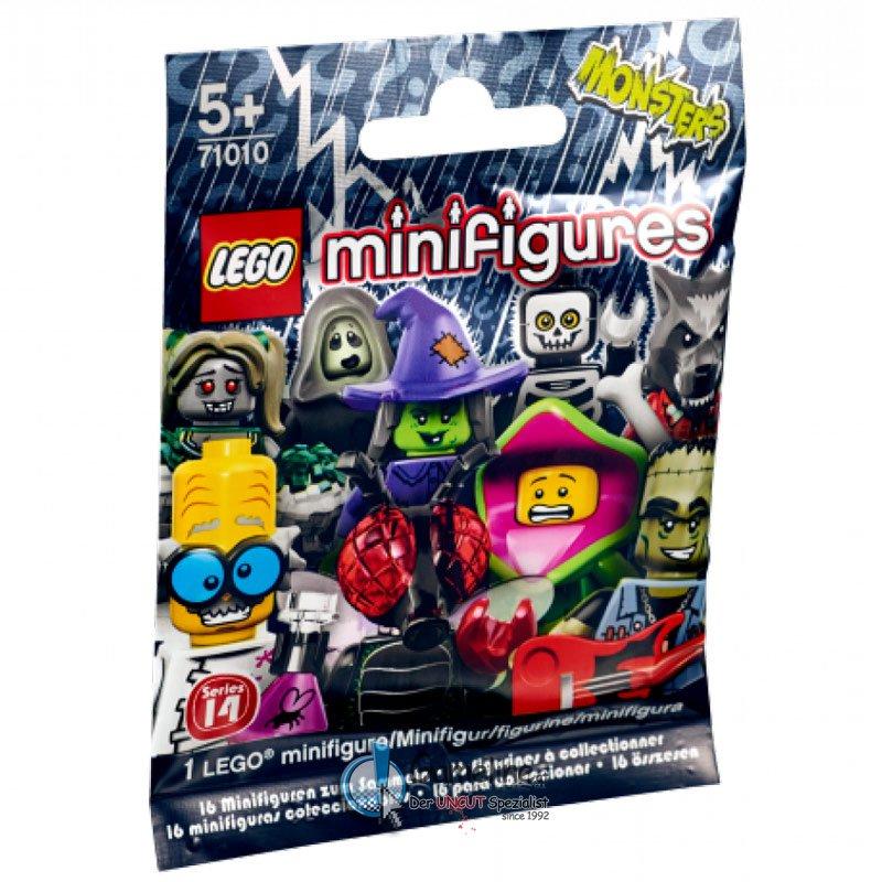 71010 Minifigures: Monster, Serie 14