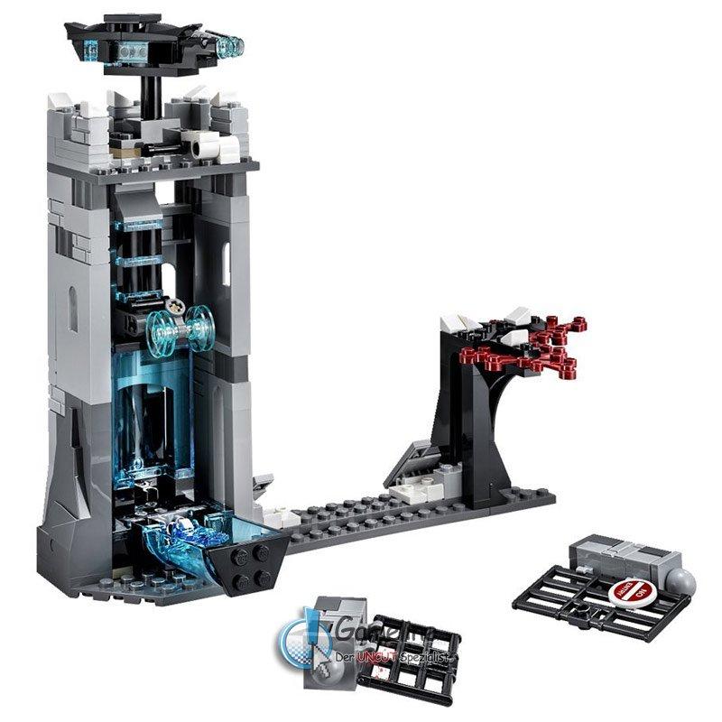 LEGO 76041 Super Heroes: Einbruch in die Hydra-Festung, 59 ...