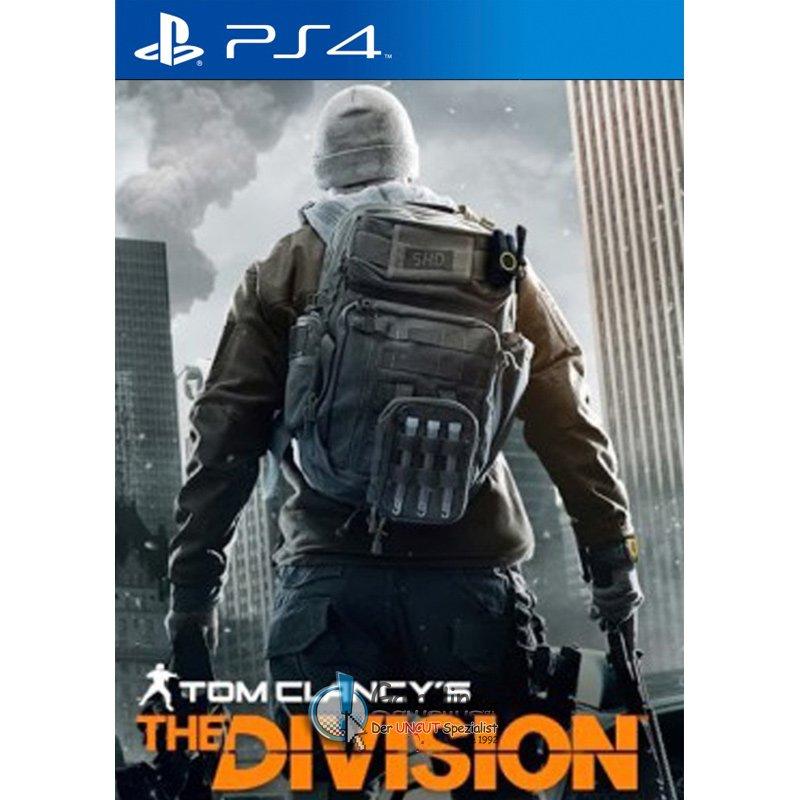 the division absturz