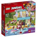 LEGO® 10763 Juniors: Stephanies Haus am See