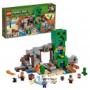 LEGO® 21155 Minecraft: Die Creeper Mine