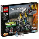 LEGO® 42080 Technic: Harvester-Forstmaschine 2in1