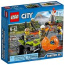 LEGO® 60120 City: Vulkan Starter-Set