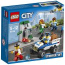 LEGO® 60136 City: Polizei-Starter-Set