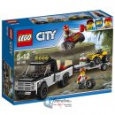 LEGO® 60148 City: Quad-Rennteam
