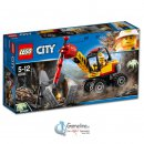 LEGO® 60185 City: Power-Spalter für den Bergbau