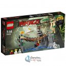 LEGO® 70608 The Ninjago Movie: Meister Wus Wasser-Fall
