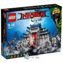 LEGO® 70617 The Ninjago Movie: Ultimativ ultimatives Tempel-Versteck