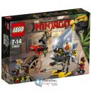 LEGO® 70629 The Ninjago Movie: Piranha-Angriff