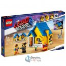LEGO® 70831 The Movie 2: Emmets Traumhaus/Rettungsrakete