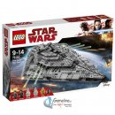 LEGO® 75190 Star Wars: First Order Star Destroyer