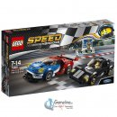 LEGO® 75881 Speed Champions: 2016 Ford GT & 1966...