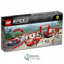 LEGO® 75889 Speed Champions: Ferrari ultimative Garage