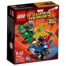 LEGO® 76064 MARVEL Super Heroes: Mighty Micros - Spider-Man vs. Green Goblin