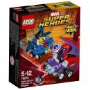 LEGO® 76073 MARVEL Super Heroes: Mighty Micros - Wolverine vs. Magneto