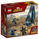 LEGO® 76101 MARVEL Super Heroes: Outrider Dropship-Angriff