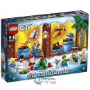 LEGO® 60201 City: City Adventskalender