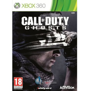 Call of Duty: Ghosts (COD) [AT-PEGI][XBOX360]
