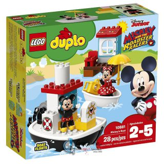 LEGO® 10881 DUPLO: Mickys Boot