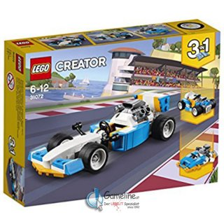 LEGO® 31072 Creator: Ultimative Motor-Power 3in1