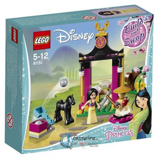 LEGO® 41151 Disney Princess: Mulans Training