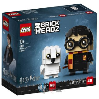 LEGO® 41615 BrickHeadz: Harry Potter und Hedwig