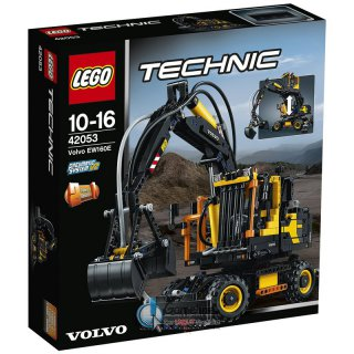 LEGO 42053 Technic: Volvo EW160E 2in1