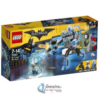 LEGO® 70901 Batman Movie: Mr. Freeze Eisattacke
