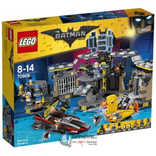 LEGO® 70909 Batman Movie: Batcave-Einbruch