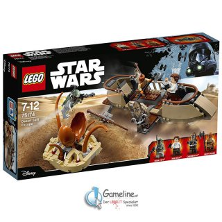 LEGO® 75174 Star Wars: Desert Skiff Escape