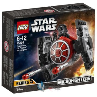 LEGO® 75194 Star Wars: First Order TIE Fighter Microfighter