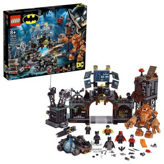 LEGO® 76122 DC Super Heroes: Clayface Invasion in die Bathöhle