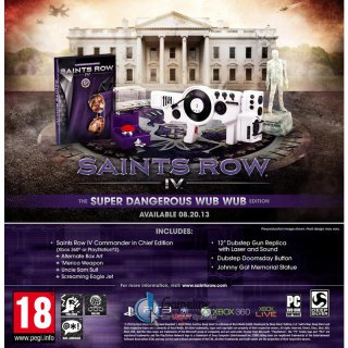 Saints Row 4 - Collectors Edition [PEGI18] [PS3]
