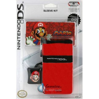 Style & Sleeve Kit - Mario [NDS ZUB]