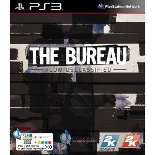 The Bureau - XCOM Declassified [PS3]