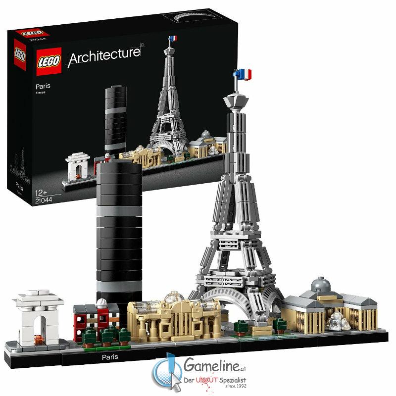 LEGO® 21044 Architecture: Paris - Gameline.at, 49,90