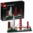 LEGO® 21043 Architecture: San Francisco