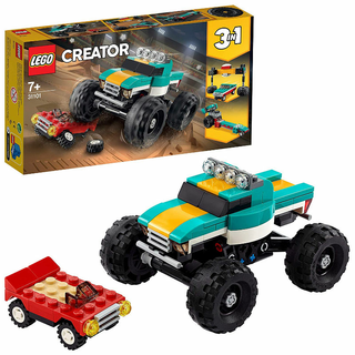 LEGO® 31101 Creator: Monster-Truck 3in1