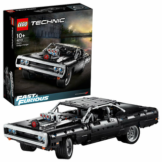 LEGO® 42111 Technic: Doms Dodge Charger (The Fast and the Furious)