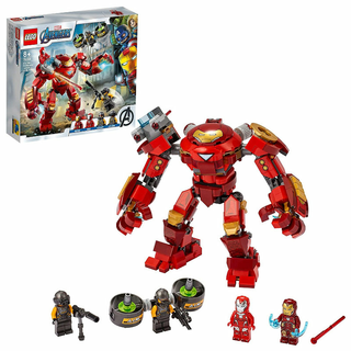 LEGO® 76164 MARVEL Super Heroes: Iron Man Hulkbuster vs. A.I.M.-Agent