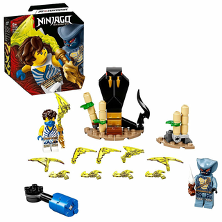 LEGO® 71732 Ninjago: Battle Set - Jay vs. Serpentine