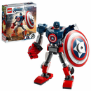 LEGO® 76168 MARVEL Super Heroes: Captain America Mech