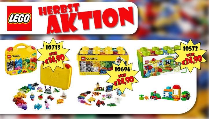 Lego Herbst Aktion