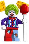 Lego Clown