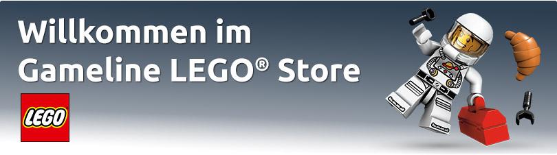 Lego Gameline Store Tirol Willkommen